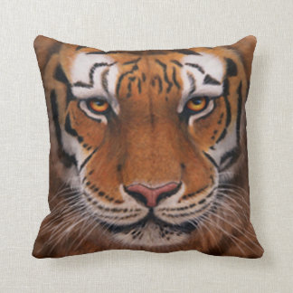 Tigre del mascota de la almohada