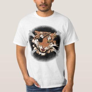 tigre del pirata playera
