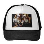 Tigre del rugido gorra