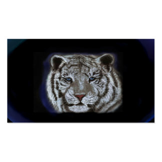 tigre del tótem tarjetas de visita