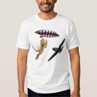 Tigre del vuelo - dientes playeras