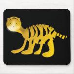 Tigre en un Mousepad Alfombrilla De Ratón