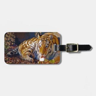 Tigre Etiquetas Bolsas