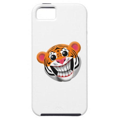 TIGRE iPhone 5 CARCASA