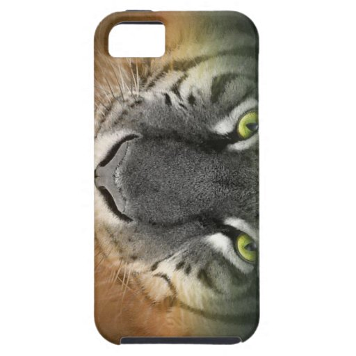 Tigre iPhone 5 Case-Mate Fundas