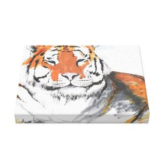 Tigre Lona Estirada Galerías