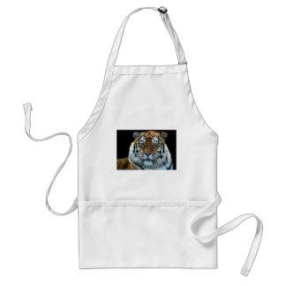 Tigre majestuoso de Sumatran Delantal