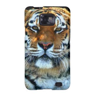 Tigre majestuoso de Sumatran Samsung Galaxy S2 Carcasa