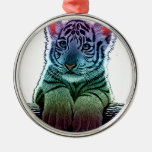 tigre multi colors