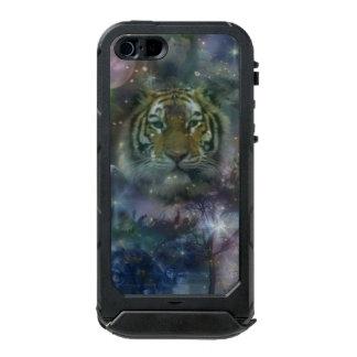 Tigre - no apenas otro gato del gatito carcasa de iphone 5 incipio atlas id