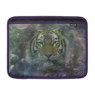 Tigre - no apenas otro gato del gatito fundas para macbook air