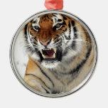 Tigre Ornamentos De Navidad