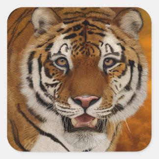Tigre - pegatina