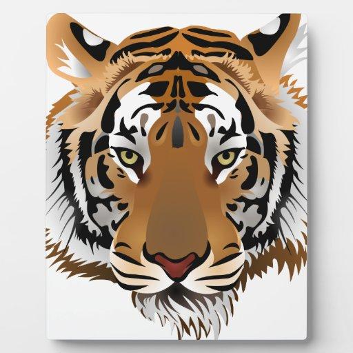 Tigre Placas Para Mostrar