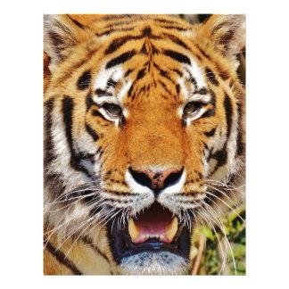 Tigre Plantillas De Membrete