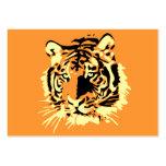 Tigre Plantillas De Tarjetas De Visita