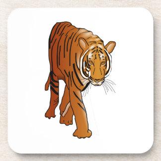 Tigre Posavasos De Bebida