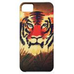 Tigre que se agacha iPhone 5 coberturas