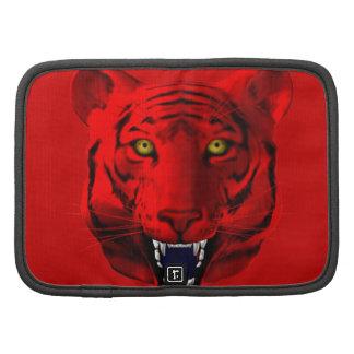 Tigre rojo organizador