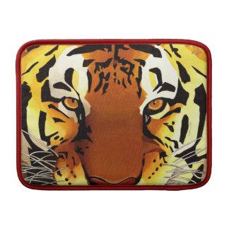 Tigre salvaje funda macbook air