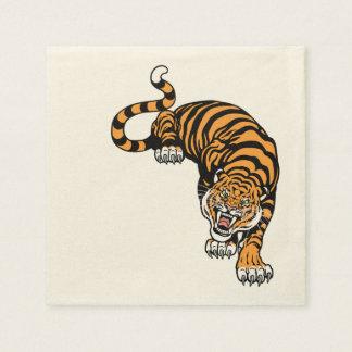 tigre servilletas desechables