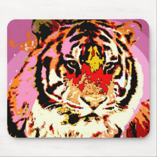 Tigre siberiano mousepads