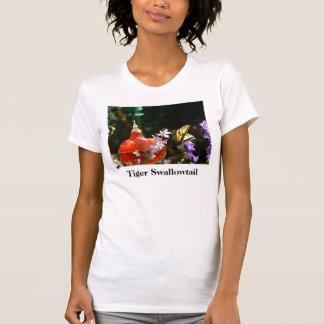 Tigre Swallowtail Camisas