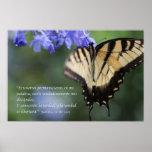 Tigre Swallowtail de Mariposa de la estafa del 8:3 Impresiones