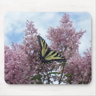 Tigre Swallowtail_lilacs Tapete De Raton