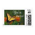 Tigre Swallowtail - usted es franqueo invitado