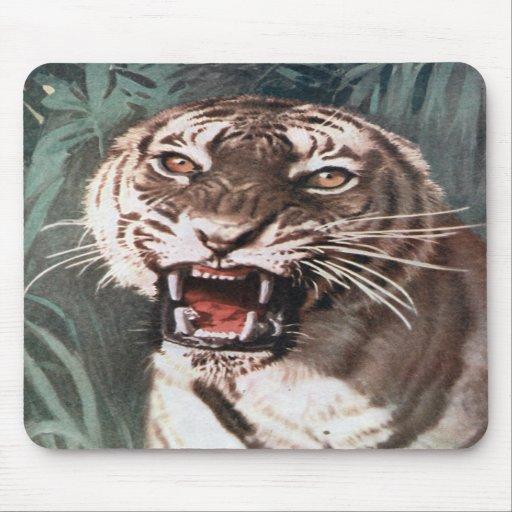 Tigre Alfombrilla De Raton