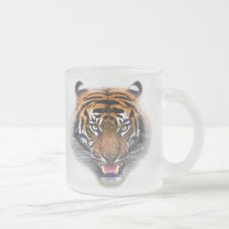 Tigre Taza De Cristal