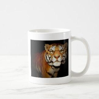 Tigre, tigre en la noche II Taza Clásica