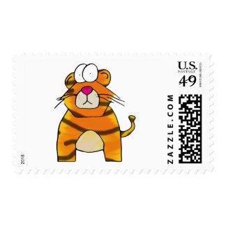 Tigre timorato sellos