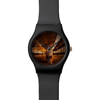Tigre urbano relojes de pulsera
