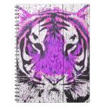 Tigre violeta