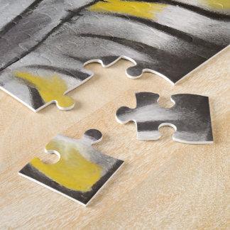 Tigre xantoso puzzles con fotos