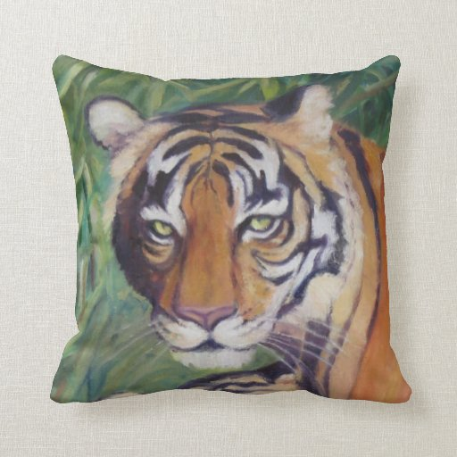 Tigres Almohada