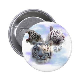 Tigres blancos pins