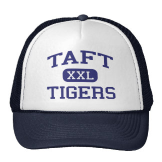 Tigres Brighton media Massachusetts de Taft Gorra