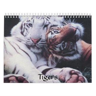 Tigres Calendario