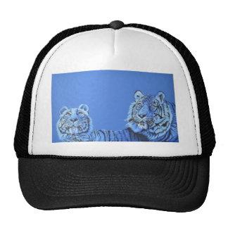 tigres crepusculares gorras