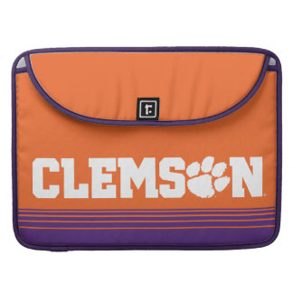 Tigres de Clemson Fundas Macbook Pro