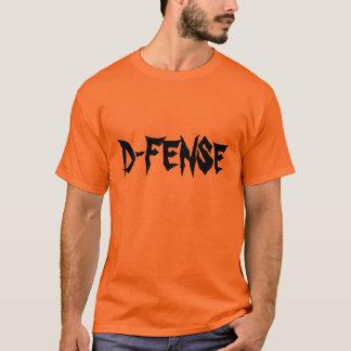 Tigres de D-FENSE Playera