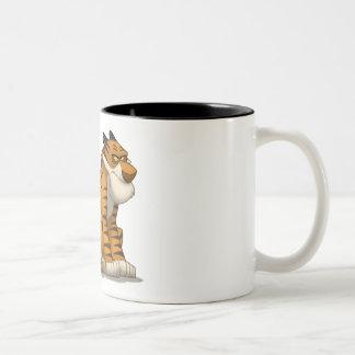 Tigres en una taza