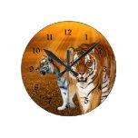 Tigres Reloj