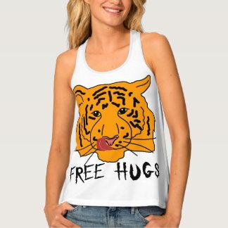 Tigresa - libere los abrazos