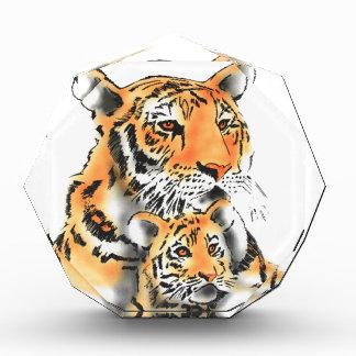 Tigresa y Cub