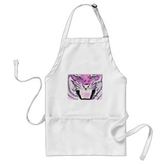 Tigress Adult Apron
