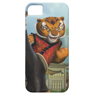 Tigress Kick iPhone SE/5/5s Case